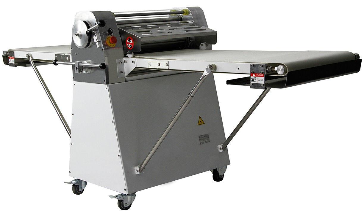 Тісторозкаточна машина для піци GGМ TMK520L