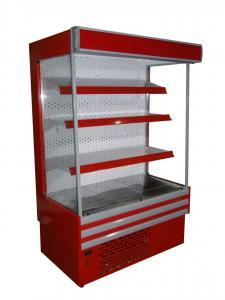 Гірка пристінна холодильна (регал)