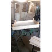 Ящики деревянные из шпона или из пиленой доски