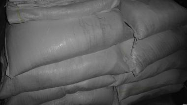 Мел кормовой (мешок 30 кг.)