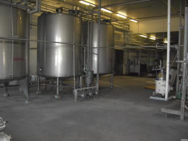 Продам комплектное оборудование молокозавода
