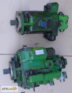 Ремонт гідронасосів і гідромоторів комбайнів John Deere,Case,New Holland,Claas Lexion