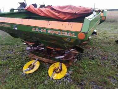 Розкидач-Розбрасыватель миндобрыв AMAZONE ZA-M-SPECIAL 1000-1500 кг.