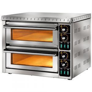 Печи для пиццы на 1, 2, 3 секции/камеры для пиццерии, кафе, ресторана