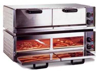 Печі для піци 1, 2, 3 секції/камери для піцерії, кафе, ресторану