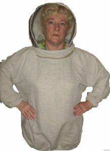 Куртка пчеловодная ЛЕН