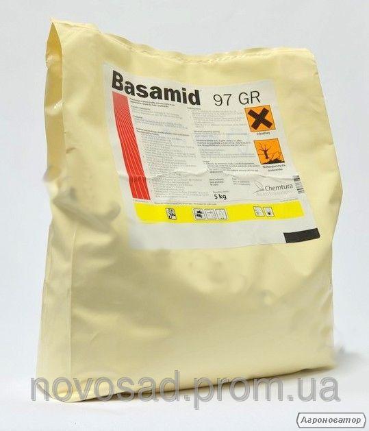 Basamid 97 GR (Базамид) 5кг - фумигант, протравитель почвы