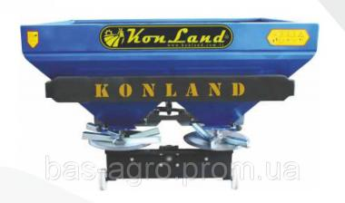 Разбрасыватель минеральных удобрений KonLand KG-0600-2D