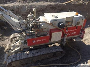 Бурова машина Comacchio ремонт гідравліки