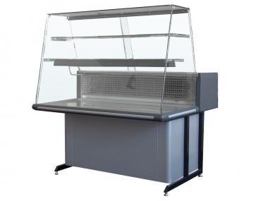 Настольная витрина BARI (2…+8°С ) К-1,2 ВС