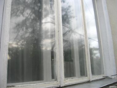 Енергозберігаюча прозора плівка для вікон - третє скло