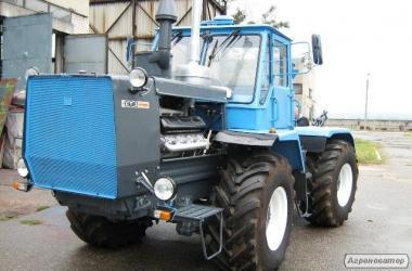 Надійний трактор Т-150К-09