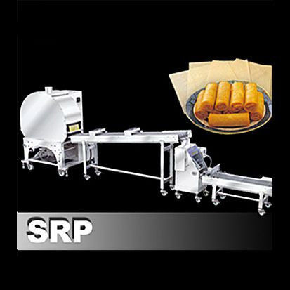 Автоматична лінія виробництва млинців з начинкою SRP