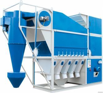 Зернові сепаратори аеродинамічні САД-4,5,10,15,20,30,50,10,150 Ц