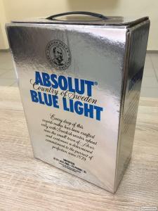 Продам водку ABSOLUT 3L В ТЕТРА-ПАКАХ!ЦЕНА 160ГРН!