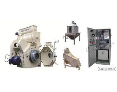 Технологічне обладнання та лінії гранулювання