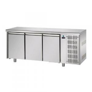 Морозильний стіл 3 двері Tecnodom TF 03 MID BT