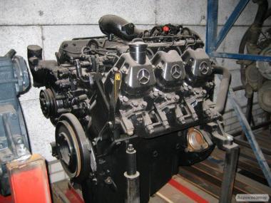 Двигатель на Клаас