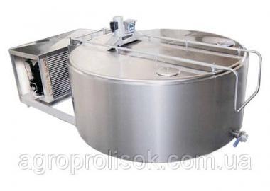 Обладнання для охолодження молока 800 л