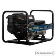 Бензиновий Генератор зварювальний AGT WAGT 220 DC KSB