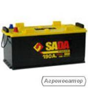 Аккумулятор 6СТ-190 Ач Sada Standard