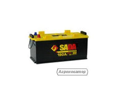 Акумулятор 6СТ-190 Ач Sada Standard