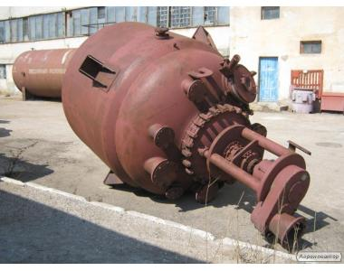Реакторы эмалированные