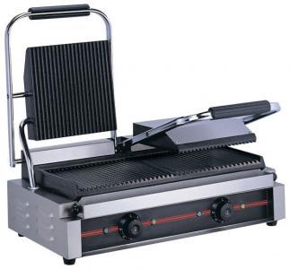 Гриль электрический прижимной Altezoro MN-813 К