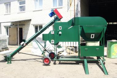 Повітряний сепаратор для зерна ІСМ-5 ЦОК
