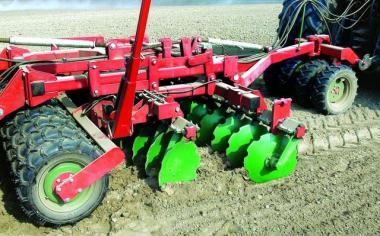 Сеялка зерновая VIVA