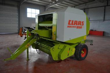 Пресс-подборщик рулонный Claas Rolant 250 (2006)