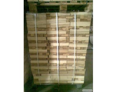 Заготовка для деревянного ящика