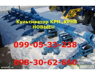 Культиватор прополочный-навісний КРН-5.6