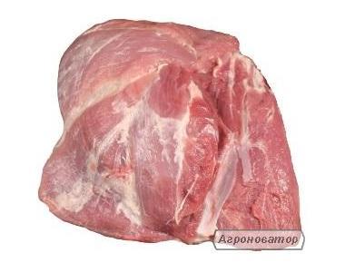 Мясо свинины охлаждённое