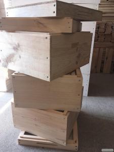 Улей 3х корпусный Рута + бесплатная достав, собранный + комплект рамок