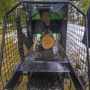 Лесозаготовительная техника