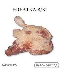 Свиная лопатка