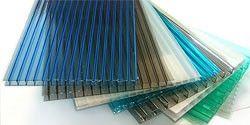 Поликарбонат сотовый (сотовый) SOTON цветной 6000х2100х4мм