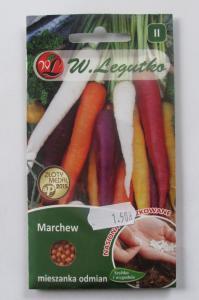Семена моркови