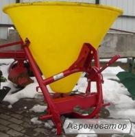РАЗБРАСЫВАТЕЛЬ УДОБРЕНИЙ 500 Л
