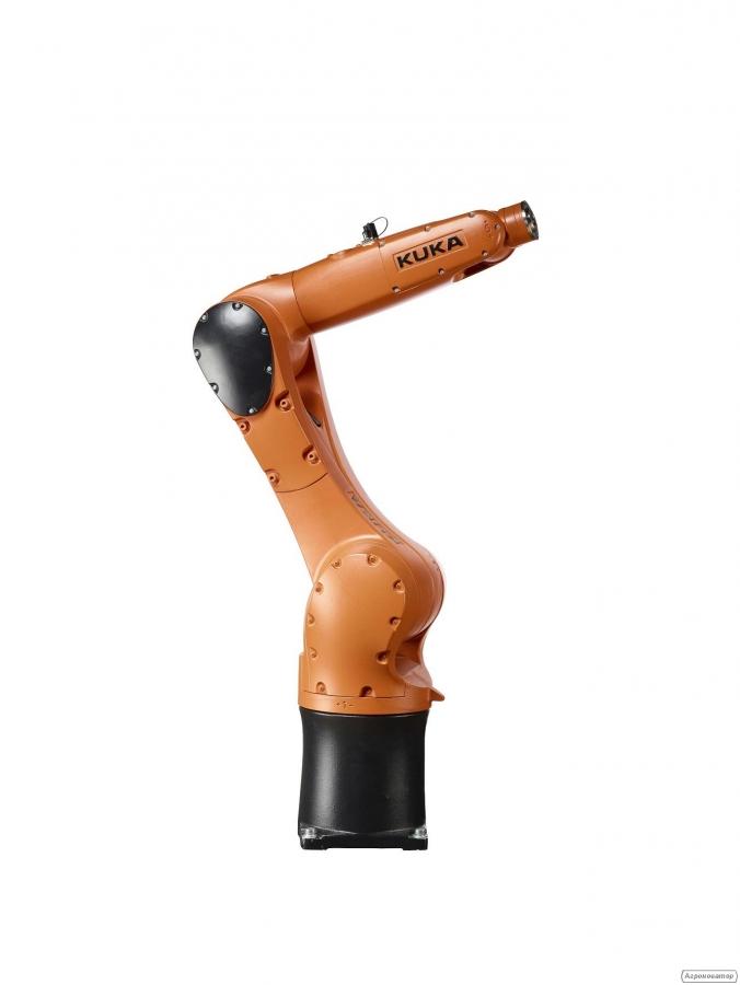 Робот для фрезерування