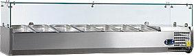 Витрина холодильная TEFCOLD VK33-150 (настольная)