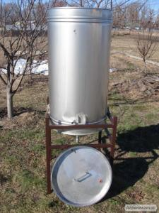 Винификатор-ферментатор 220л,  Украина