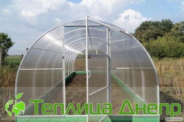 Теплиці з полікарбонату 3х2х6 м. Дніпропетровськ