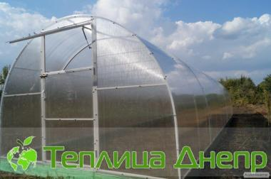 Теплицы из поликарбоната 3х2х6 м. Днепропетровск