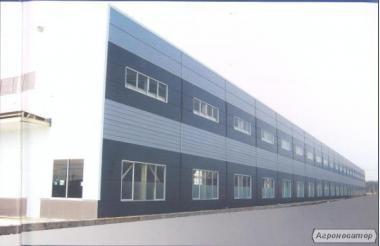 Будівництво логістичного центру (комплексу) в Україні.