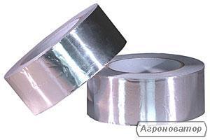 Алюминиевый скотч (лента), 48 мм х 50 м