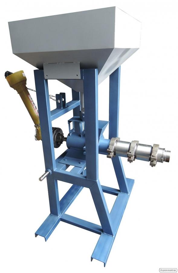 Екструдер зерновий від валу відбору потужності (ВОМ) ЭКЗ-220