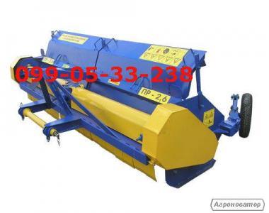 Подрібнювач(мульчірователь) роторний ПР-2,6