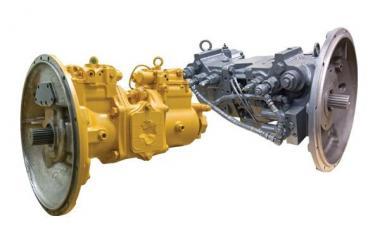 Ремонт гідромоторів та гідронасосів KOMATSU